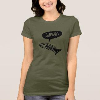 T-shirt Poissons de serment - poissons morts drôles