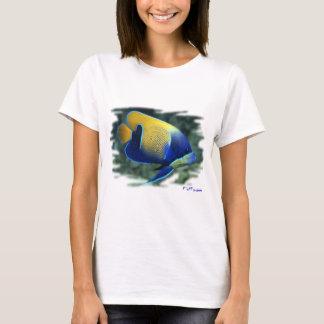 T-shirt Poissons majestueux d'ange