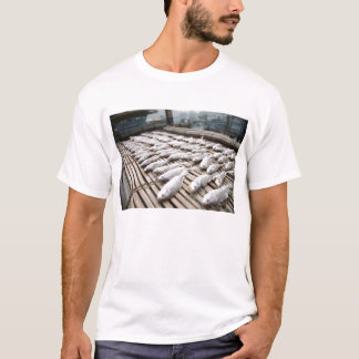 T-shirt poissons secs à Hong Kong