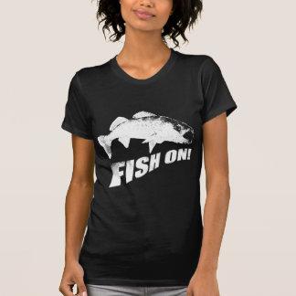 T-shirt Poissons sur des brochets vairons