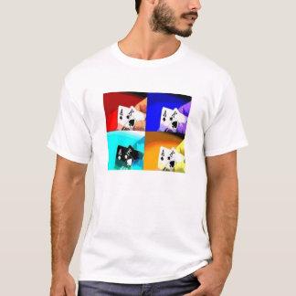 T-shirt poker