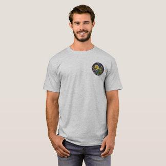 T-shirt /pol/ rien est au delà de notre portée - police de