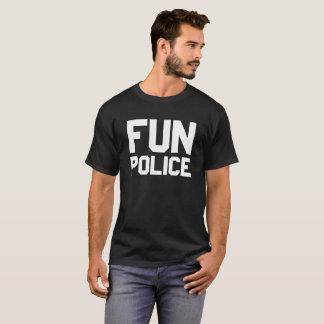 T-shirt Police d'amusement