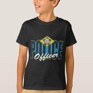 T-shirt Policier