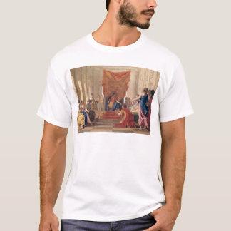 T-shirt Poliphilus se mettant à genoux avant la Reine