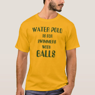 T-shirt polo de wtare