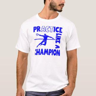 T-shirt Polo d'eau de pratique