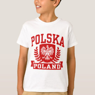 T-shirt Polska Pologne