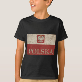 T-shirt Polska vintage