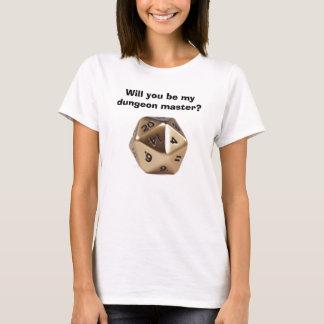 T-shirt poly_metgold, serez-vous mon maître de cachot ?