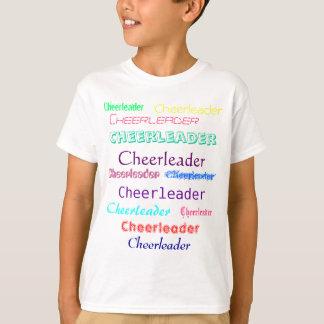 T-shirt Pom-pom girl