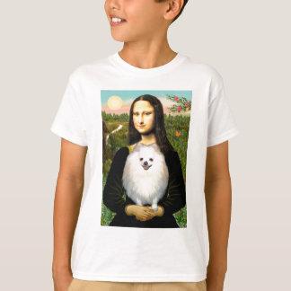 T-shirt Pomeranian (crème) - Mona Lisa