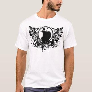 T-shirt Pomme d'ADAM et d'ENCRE avec des ailes