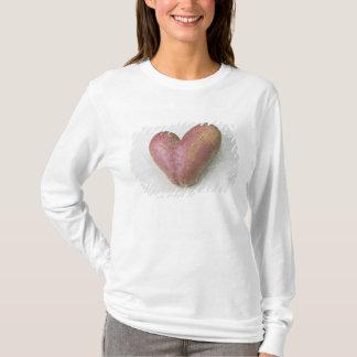 T-shirt Pomme de terre en forme de coeur de Francine