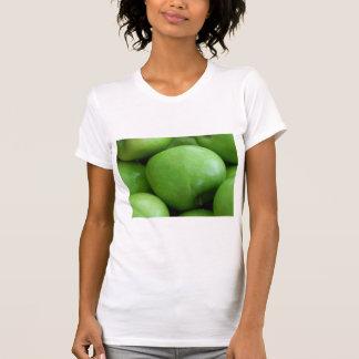 T-shirt Pommes vertes