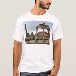 T-shirt Pompeii - colonnes restantes de l'arcade