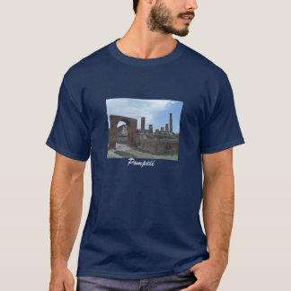 T-shirt Pompeii, Italie