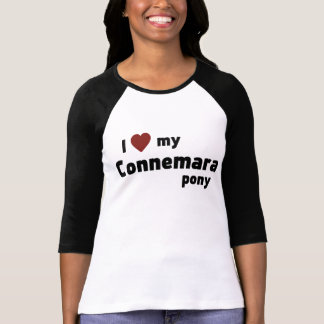 T-shirt Poney de Connemara