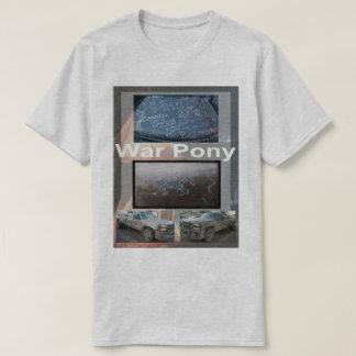 T-shirt Poney de guerre T