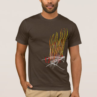 T-shirt Pont brûlant []