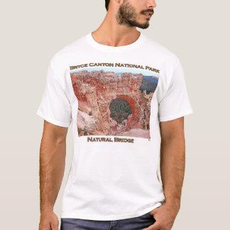 T-shirt Pont Canyon-Naturel de Bryce