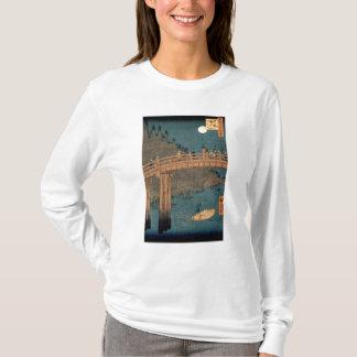 T-shirt Pont de Kyoto par clair de lune