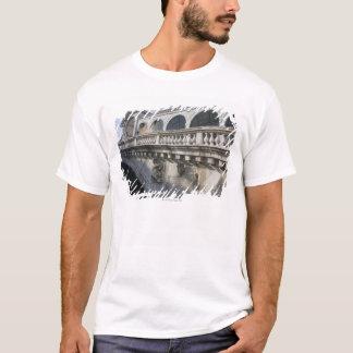 T-shirt Pont de Rialto au-dessus du canal grand Venise