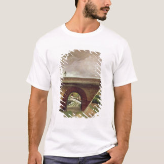 T-shirt Pont de Sevres (huile sur la toile)