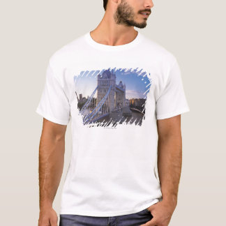 T-shirt Pont de tour à Londres