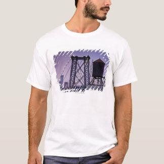 T-shirt Pont de Williamsburg