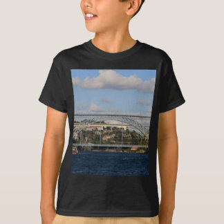 T-shirt Pont des DOM Luis I, Porto, Portugal