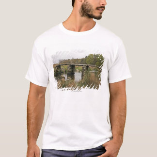 T-shirt Pont en clapet en parc national de Dartmoor