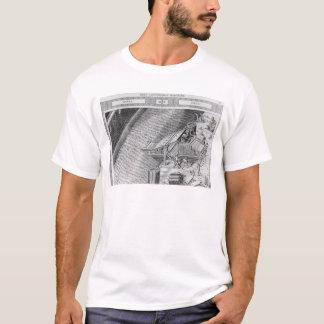 T-shirt Pont fait sous forme de bateau