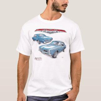 T-shirt Pontiac 1966 GTO