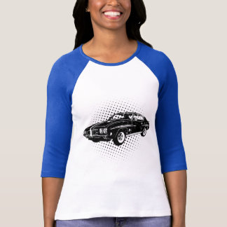 "T-shirt Pontiac 1970 GTO 455"" JUGE """