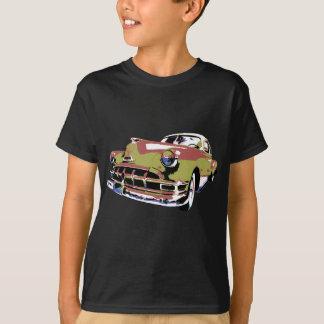 T-shirt pontiac 5 sauvages