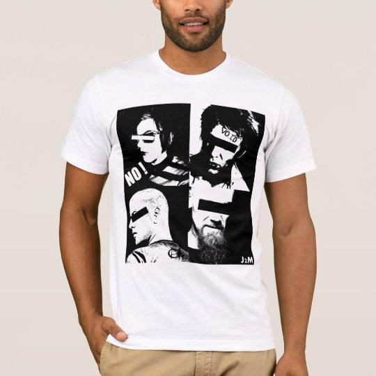 t-shirt Pop Rock  Punk 80 J2M