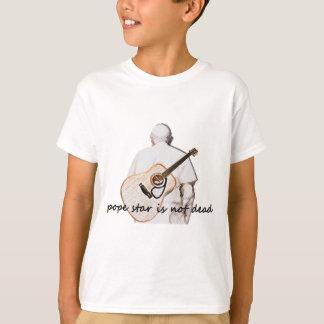 T-shirt pope star