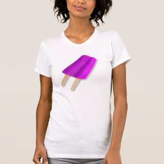 T-shirt popsicle