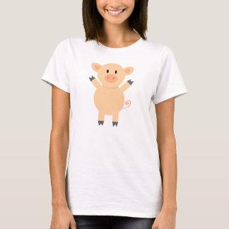 T-shirt Porc