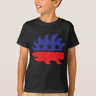 T-shirt porc-épic libertaire