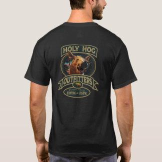 T-shirt Porc saint