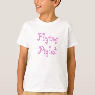 T-shirt Porcelet de vol
