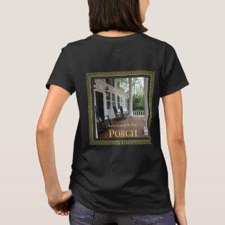 T-shirt Porche de la vie d'ombre