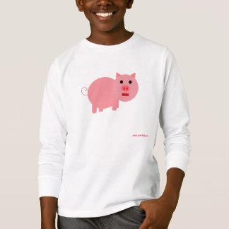T-shirt Porcs 66