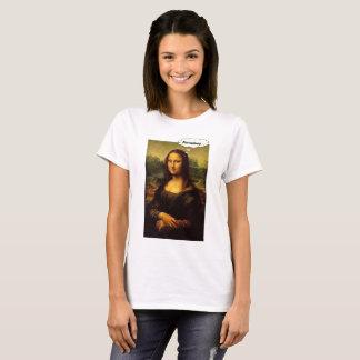 T-shirt Porcs-épics de Mona Lisa