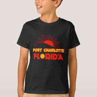 T-shirt Port Charlotte, la Floride