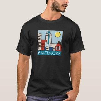 T-shirt Port intérieur de Baltimore