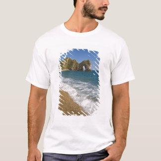 T-shirt Porte de Durdle, crique de Lulworth, côte
