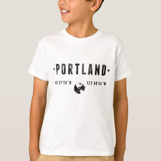T-shirt Portland